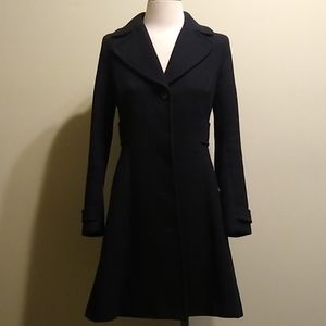 Black trench coat from H&M, size 6